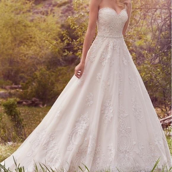 Maggie Sottero Dresses | Wedding Gown Reba | Poshmark